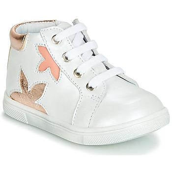 Schuhe Mädchen Sneaker High GBB ALEXA Weiss