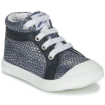 Schuhe Mädchen Sneaker High GBB NAVETTE Blau