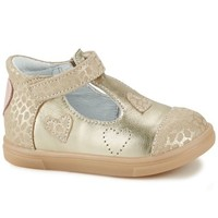 Schuhe Mädchen Sneaker Low GBB ANISA Beige