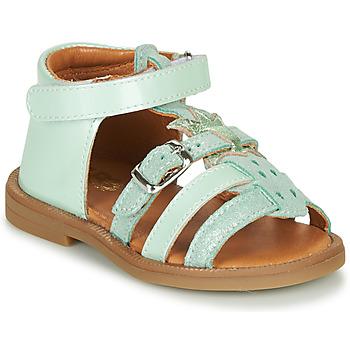 Schuhe Mädchen Sandalen / Sandaletten GBB CARETTE Grün