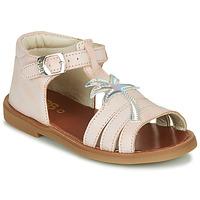 Schuhe Mädchen Sandalen / Sandaletten GBB ARAGA Rose