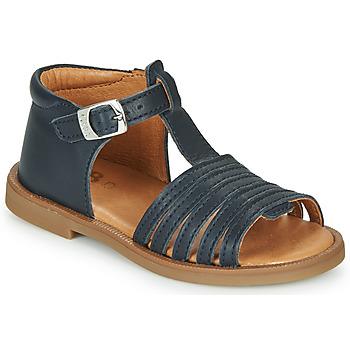 Schuhe Mädchen Sandalen / Sandaletten GBB ATECA Marine