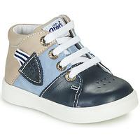 Schuhe Jungen Sneaker High GBB AMOS Blau