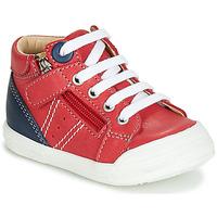 Schuhe Jungen Sneaker High GBB ANATOLE Rot