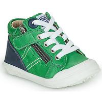 Schuhe Jungen Sneaker High GBB ANATOLE Grün