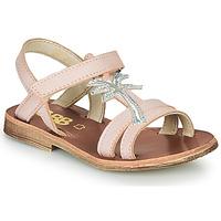 Schuhe Mädchen Sandalen / Sandaletten GBB SAPELA Rose