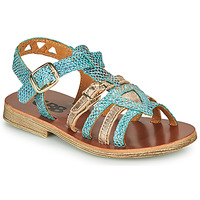 Schuhe Mädchen Sandalen / Sandaletten GBB FANNI Blau