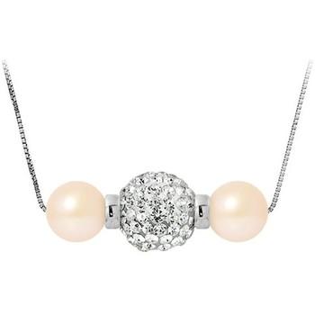 Uhren & Schmuck Damen Collier Blue Pearls BPS K055 W Multicolor