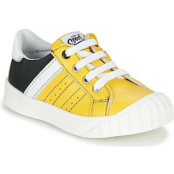 Schuhe Jungen Sneaker Low GBB LINNO Gelb