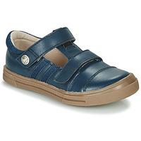 Schuhe Jungen Sneaker Low GBB MANUK Blau