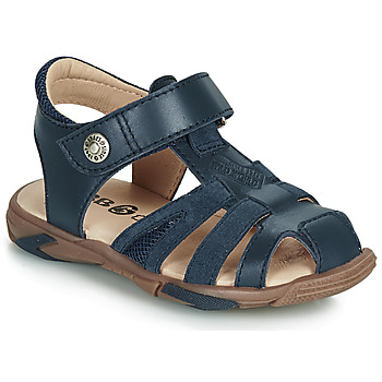 Schuhe Jungen Sandalen / Sandaletten GBB LUCA Blau