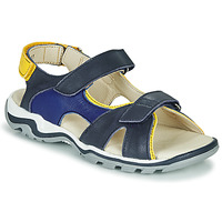 Schuhe Jungen Sandalen / Sandaletten GBB DIMOU Blau