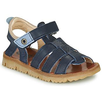 Schuhe Jungen Sandalen / Sandaletten GBB PATHE Blau