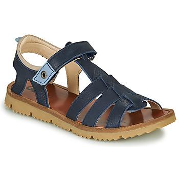 Schuhe Jungen Sandalen / Sandaletten GBB PATHE Marine