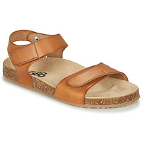 Schuhe Jungen Sandalen / Sandaletten GBB KIPILO Cognac