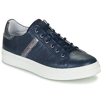 Schuhe Mädchen Sneaker Low GBB DANINA Blau