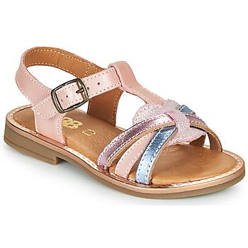 Schuhe Mädchen Sandalen / Sandaletten GBB EGEA Rose
