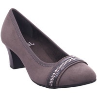 Schuhe Damen Pumps Jana Woms Court Shoe GRAPHITE