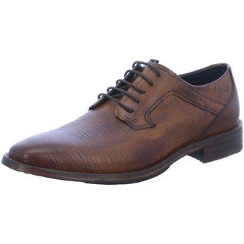 Schuhe Herren Derby-Schuhe & Richelieu Daniel Hechter Schnuerschuhe 811429061100-6300 braun