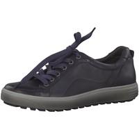 Schuhe Damen Derby-Schuhe & Richelieu Jana Schnuerschuhe 8-8-23601-23/805 blau