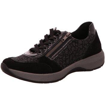Schuhe Damen Derby-Schuhe & Richelieu Remonte Dorndorf Schnuerschuhe R8907-02 schwarz