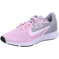 Schuhe Damen Fitness / Training Nike Sportschuhe  DOWNSHIFTER 9 (GS),PINK FOAM / AR4135 601 rosa