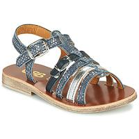 Schuhe Mädchen Sandalen / Sandaletten GBB BANGKOK Blau