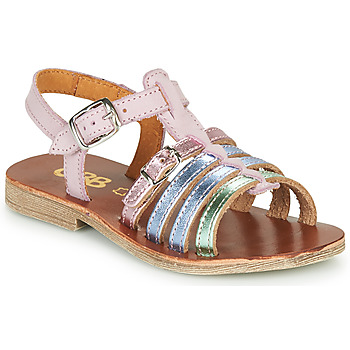 Schuhe Mädchen Sandalen / Sandaletten GBB BANGKOK Rose