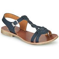 Schuhe Mädchen Sandalen / Sandaletten GBB EUGENA Blau