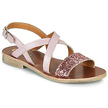 Schuhe Mädchen Sandalen / Sandaletten GBB FAVOLA Rose