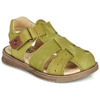 Schuhe Jungen Sandalen / Sandaletten GBB JAMIK Grün