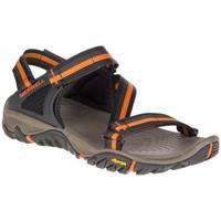 Schuhe Herren Sandalen / Sandaletten Merrell ALL OUT BLAZE WEB sandale Multicolor