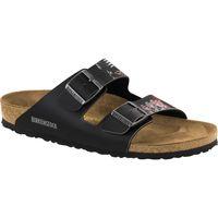 Schuhe Pantoffel Birkenstock & Co.kg Birkenstock Pantolette Arizona kylo ren black red 1001644 Other