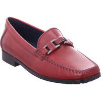 Schuhe Damen Slipper Sioux Cambria rot