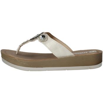 Schuhe Damen Sandalen / Sandaletten Inblu DY 21 WEISS