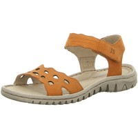 Schuhe Damen Sandalen / Sandaletten Josef Seibel Sandaletten 63807-869840 braun