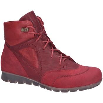 Schuhe Damen Boots Think Stiefeletten Menscha Boot 585075-7400 rot