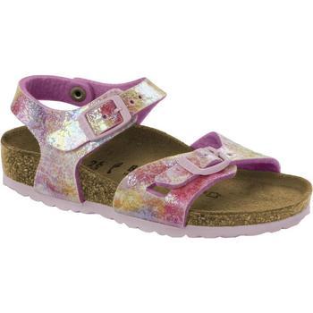 Schuhe Mädchen Sandalen / Sandaletten Birkenstock 1012575 Multicolor
