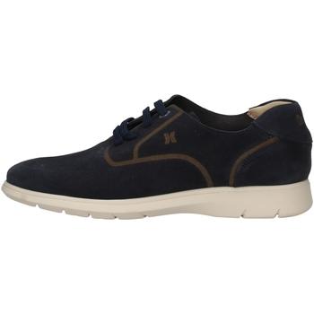 Schuhe Herren Sneaker Low CallagHan 18203 BLUE