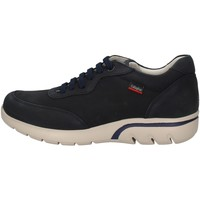Schuhe Herren Sneaker Low CallagHan 14002 BLUE