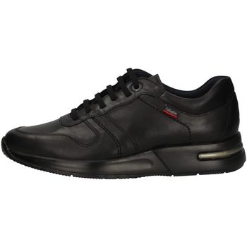 Schuhe Herren Sneaker Low CallagHan 91312 BLACK
