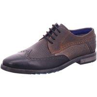 Schuhe Herren Derby-Schuhe Bugatti Schnuerschuhe Libero 312539023232-4115 braun