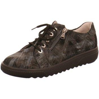 Schuhe Damen Derby-Schuhe Waldläufer Schnuerschuhe GRANITO 910004-126/201 grau