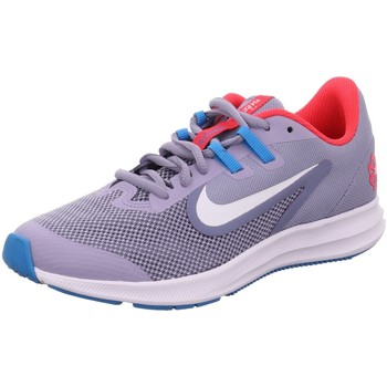Schuhe Jungen Laufschuhe Nike DOWNSHIFTER 9 DISRUPT GS,STELL CJ7234 500 grau