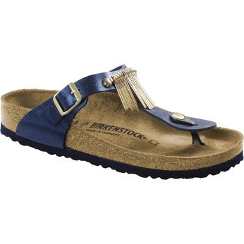 Schuhe Damen Zehensandalen Birkenstock & Co.kg Birkenstock Zehensteg Sandale Gizeh GRACEFUL SEA 1006387 Other