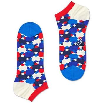 Accessoires Socken & Strümpfe Happy Socks Diamond dot low sock Multicolor