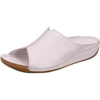 Schuhe Damen Pantoffel Andrea Conti Pantoletten 0027423001 weiß