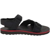 Schuhe Herren Sandalen / Sandaletten Timberland PIERCE POINT SANDAL Herren Sandalen Neu noir