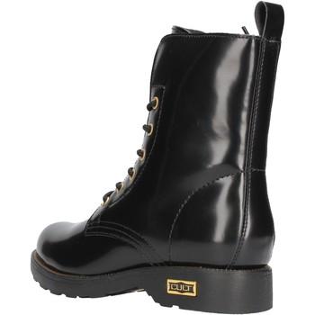 Cult - Anfibio nero CLE101699 NERO - Schuhe Boots Damen 16200