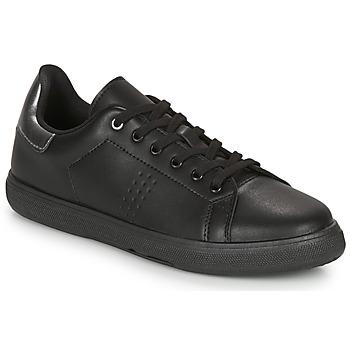 Schuhe Herren Sneaker Low André EASYSTYLE Schwarz